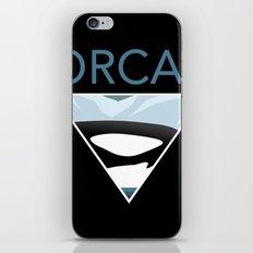 Orcas iPhone & iPod Skin