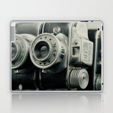 Hit Vintage camera Laptop & iPad Skin