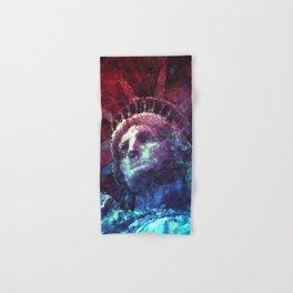 Patriotic Liberty Hand & Bath Towel