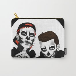 skeleton tyler n josh Carry-All Pouch