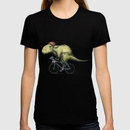 Dino Cycler T-shirt