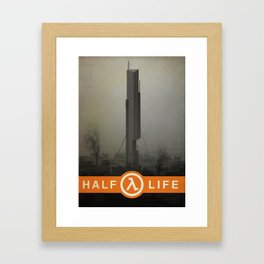 The Citadel Framed Art Print