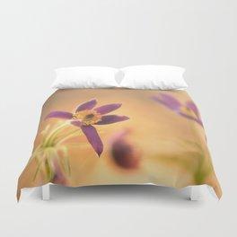 Fine Flower in Detail  Duvet Cover