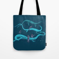 Cryptozookeeping Tote Bag