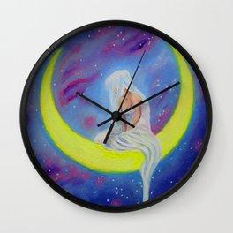 Gossamer Reveries Wall Clock