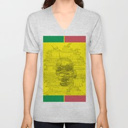 Words of Reggae Unisex V-Neck