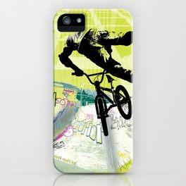 Tailwhip iPhone Case