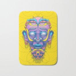 Mask of tomorrow Bath Mat