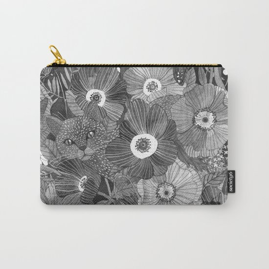 Kitty Undercover Carry-All Pouch