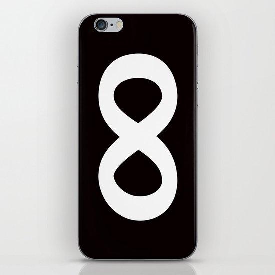 Infinite Heroes iPhone & iPod Skin