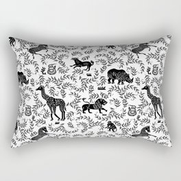 On Safari Rectangular Pillow