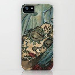La Señora de Ciudad Juarez iPhone Case