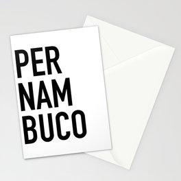 Pernambuco Stationery Cards