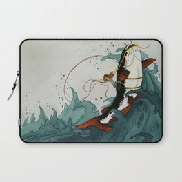 Wave Rider Laptop Sleeve