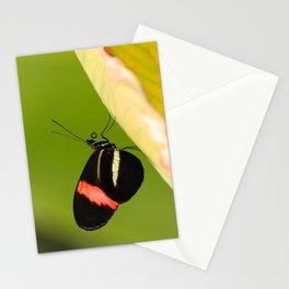 Butterfly - Climbing the hill Stationery Cards