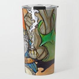 Gnome Travel Mug