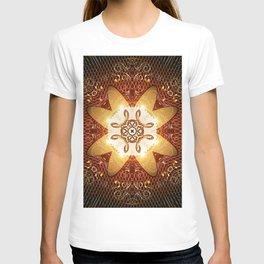 Elegant, decorative kaleidoskop T-shirt