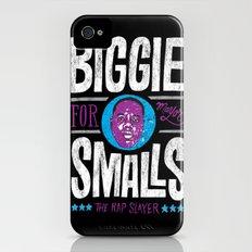 Biggie Smalls for Mayor v.2 Slim Case iPhone (4, 4s)