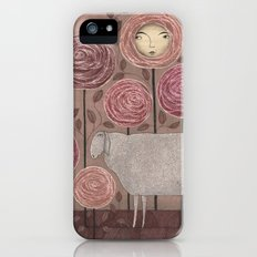 Sleeping beauty iPhone (5, 5s) Slim Case