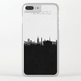 City Skylines: Newcastle upon Tyne Clear iPhone Case