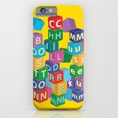 Boston Childrens Museum Slim Case iPhone 6s