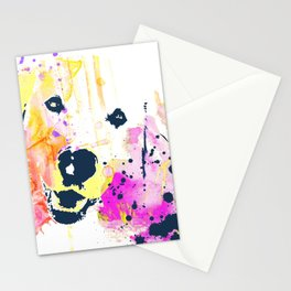 lady bird the golden Stationery Cards