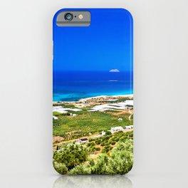 Crete, Greece iPhone Case