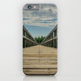 Low Angle Bridge iPhone Case