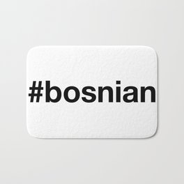 BOSNIA Bath Mat