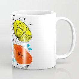 Blooming house Coffee Mug