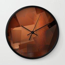 Pattern 2017 037 Wall Clock
