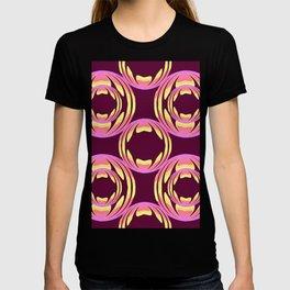 spheres pattern T-shirt