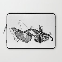 Dance with me - Emilie Record Laptop Sleeve