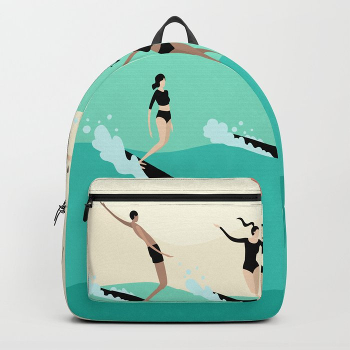 Party Wave Backpack
