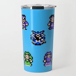 God Slayer Famicom Travel Mug