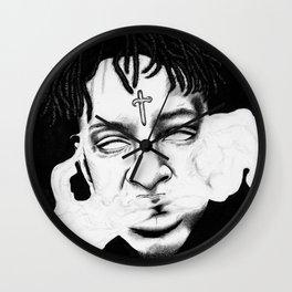 21 SAVAGE Wall Clock