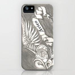 Horroroscopo Aries iPhone Case