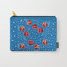 Multiple Poppies Carry-All Pouch