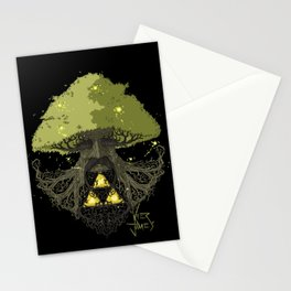 Deku Tree Full Colour Stationery Cards