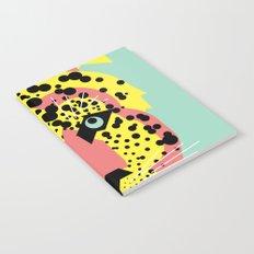 Modular Cheetah Notebook