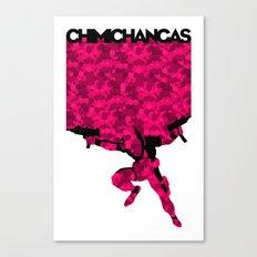 Chimichangas Canvas Print