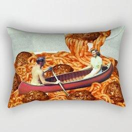 Meatballs Rectangular Pillow