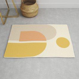 Geometric abstract minimal #shapes #geometric Rug