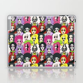 Kim Chi Pattern Laptop & iPad Skin