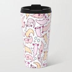 Adorable Axolotls Travel Mug