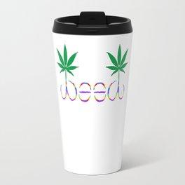 weed Travel Mug