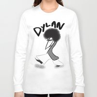 dylan Long Sleeve T-shirts featuring Dylan by Colette