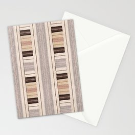 Flat Weavin 3 Stationery Cards