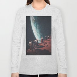 Missing the ones we Left Behind Long Sleeve T-shirt