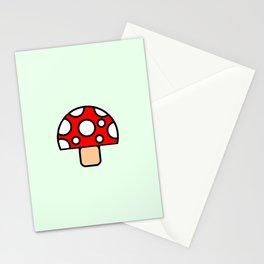 Mushroom or Toadstool 5 Stationery Cards